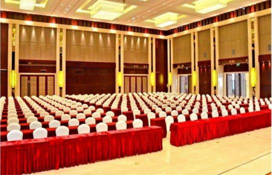 Congreszaal Xinhua Hotel Domestic only