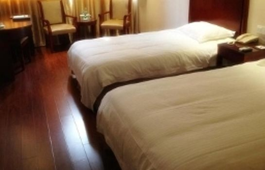 Doppelzimmer Standard GreenTree Inn Jiangning Southeast University Express Hotel Domestic only
