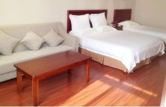 Doppelzimmer Komfort GreenTree Inn Jiangning Southeast University Express Hotel Domestic only
