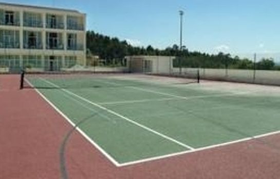 Tennisbaan Golden Tulip Braga