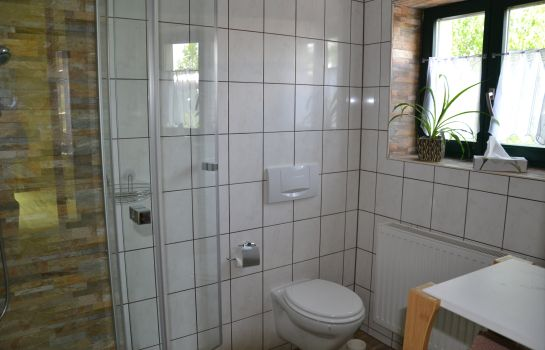 Badezimmer Walther Pension