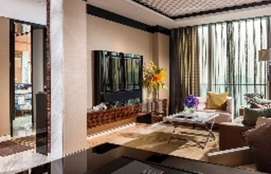 Junior Suite Four Seasons Pudong Shanghai