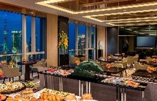 Restaurant Four Seasons Pudong Shanghai