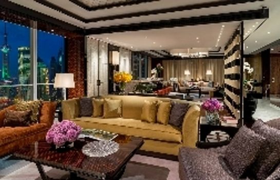Suite Four Seasons Pudong Shanghai