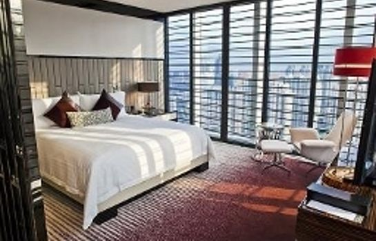 Standardzimmer Four Seasons Pudong Shanghai