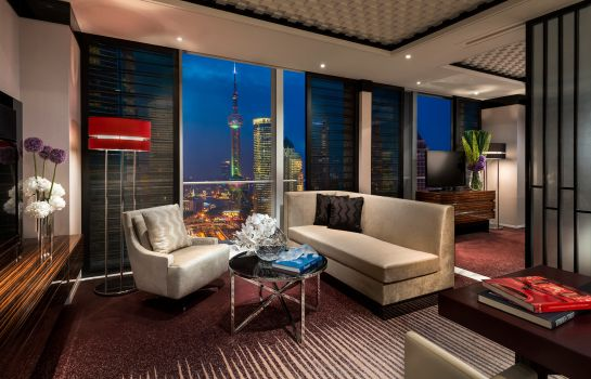 Zimmer Four Seasons Pudong Shanghai