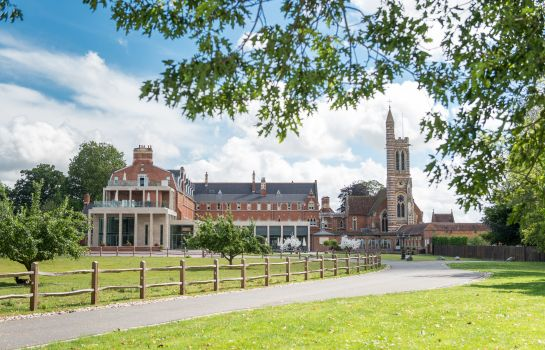 Photo Stanbrook Abbey