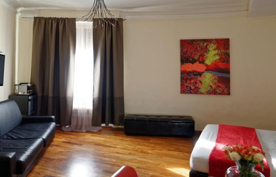 Dreibettzimmer The Classic Roma