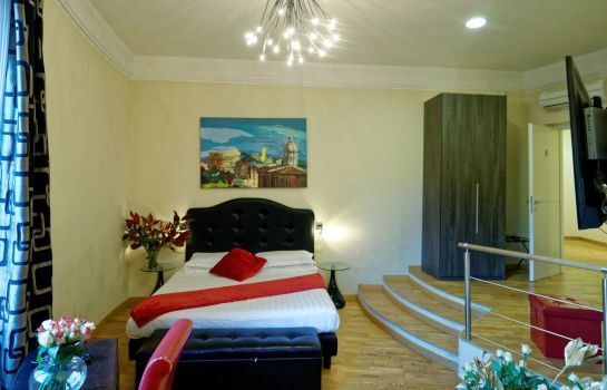Vierbettzimmer The Classic Roma