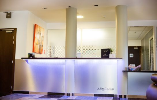 Hotelhal Ortus Hotel Toulouse