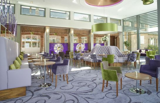 Hotelbar Stanbrook Abbey