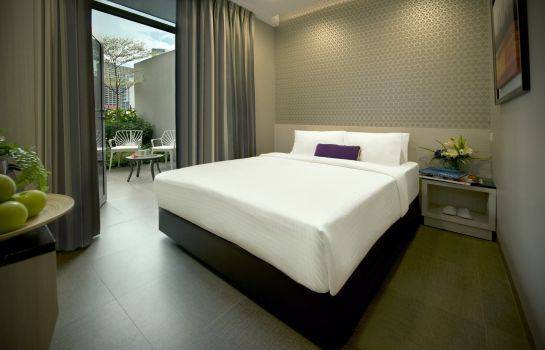 Single room (superior) V Hotel Bencoolen