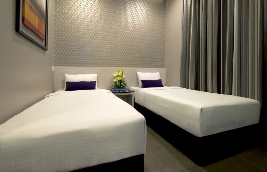 Double room (superior) V Hotel Bencoolen