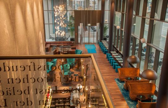 Bar del hotel Motel One am Zwinger