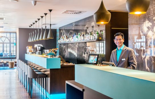 Empfang Motel One - Princes