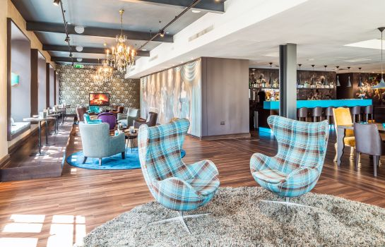 Innenansicht Motel One - Princes
