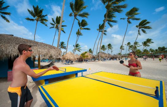 Sports facilities Punta Cana Princess All Suites Adults-Only All Inclusive