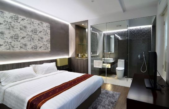 Single room (standard) Bliss Hotel Singapore