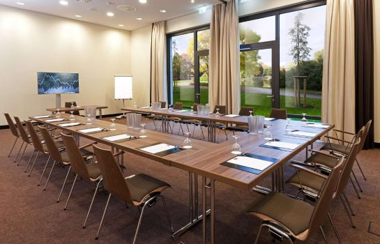 Conference room Steigenberger Parkhotel