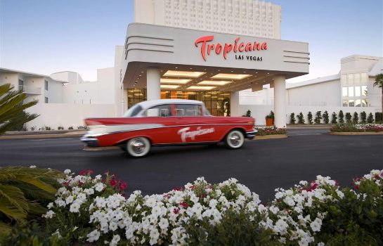 Außenansicht Tropicana Las Vegas a DoubleTree by Hilton Hotel and Resort