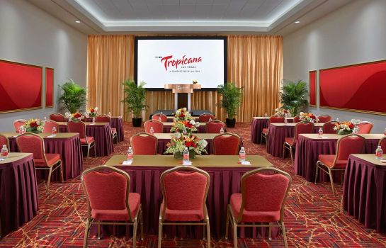 Conference room Tropicana Las Vegas a DoubleTree by Hilton Hotel and Resort