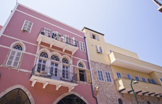 Exterior view Cityinn - Jaffa Apartments