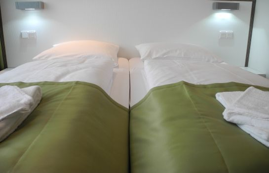 Chambre double (confort) HotelSportforum
