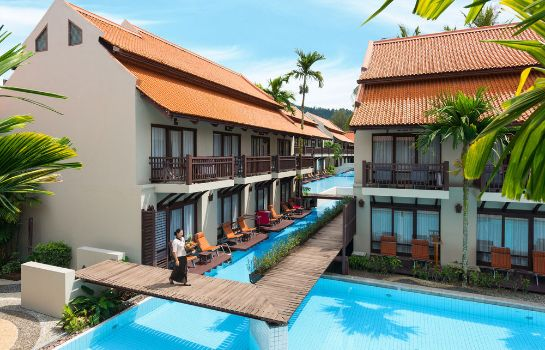Vista exterior Khaolak Oriental Resort - Adults Only