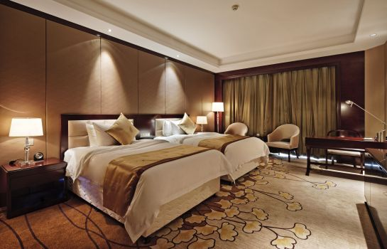 Double room (standard) Jinling New Town Hotel