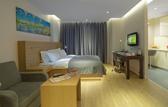 Junior Suite Endless Suites Taksim