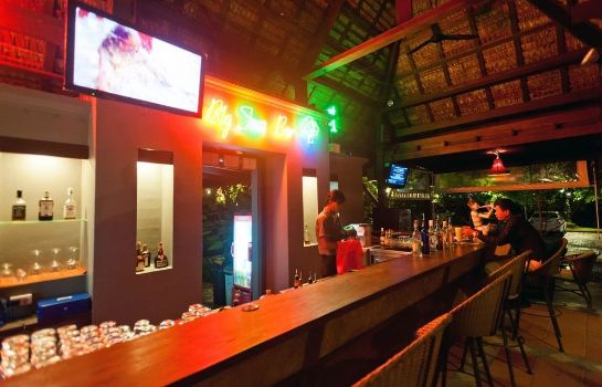 Bar del hotel Khaolak Oriental Resort - Adults Only