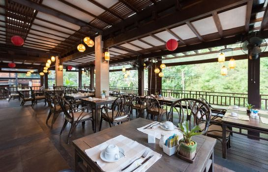 Sala de desayuno Khaolak Oriental Resort - Adults Only