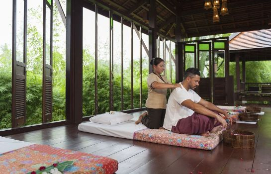 Zona de masajes Khaolak Oriental Resort - Adults Only