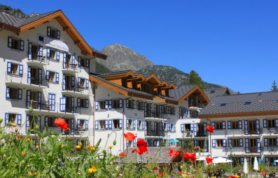 Exterior view Residence & SPA Vallorcine Mont-Blanc