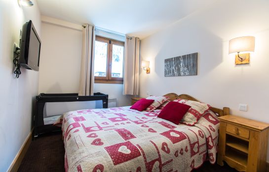 Junior suite Residence & SPA Vallorcine Mont-Blanc