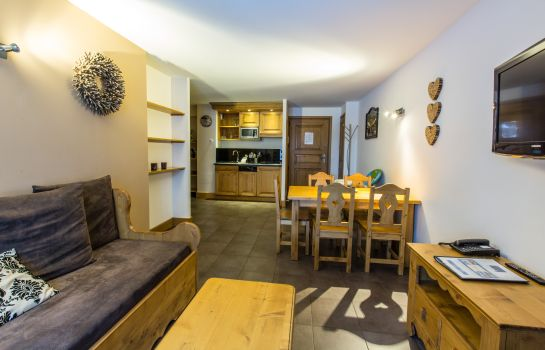 Suite Residence & SPA Vallorcine Mont-Blanc