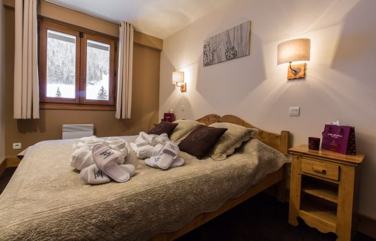 Double room (superior) Residence & SPA Vallorcine Mont-Blanc