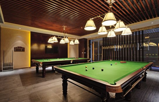 Sports facilities Jinling New Town Hotel