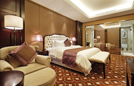 Single room (standard) Jinling New Town Hotel