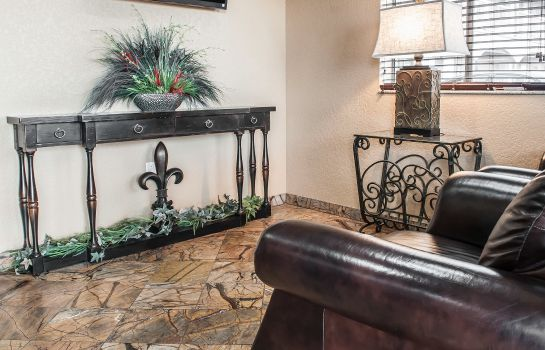 Hall Suburban Extended Stay Hotel Alamogordo