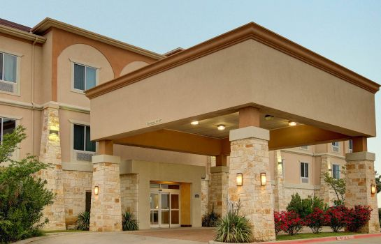 Vista exterior Comfort Inn and Suites Alvarado