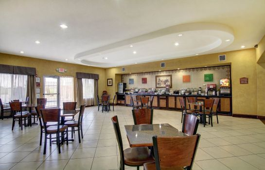 Restaurante Comfort Inn and Suites Alvarado
