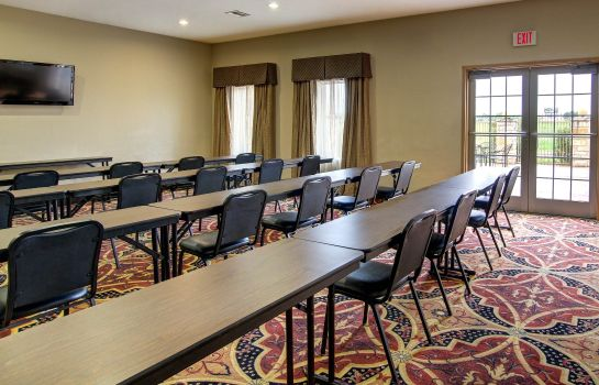 Conference room Comfort Inn & Suites Alvarado
