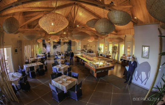 Restaurant Paradis Plage Surf Yoga & Spa resort