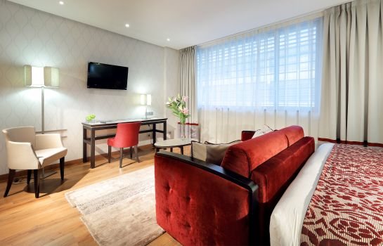 Suite junior Eurostars Plaza Mayor