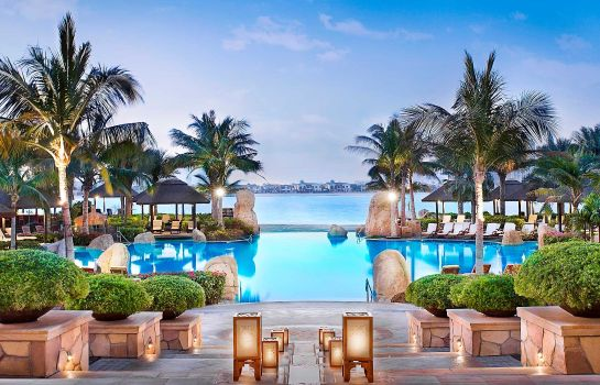 Buitenaanzicht Sofitel Dubai The Palm Resort & Spa