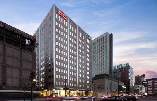 Außenansicht Hampton Inn and Suites Denver Downtown-Convention Center CO