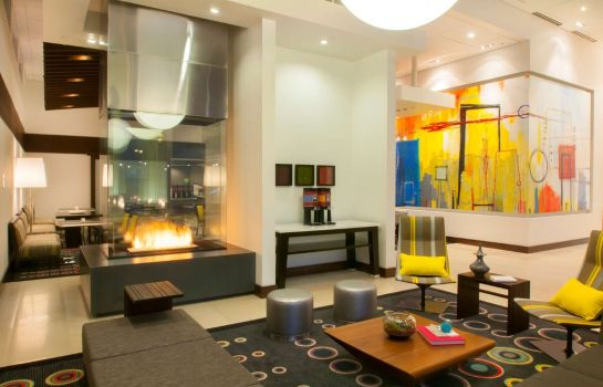 Hotelhalle Hampton Inn and Suites Denver Downtown-Convention Center CO