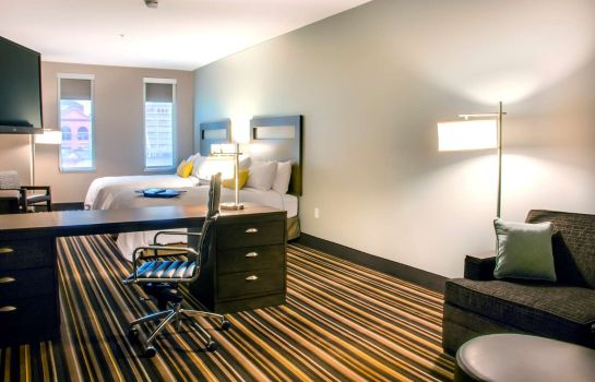 Suite Hampton Inn and Suites Denver Downtown-Convention Center CO