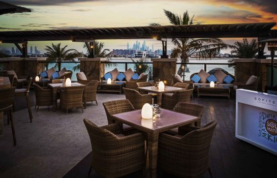 Hotelhal Sofitel Dubai The Palm Resort & Spa